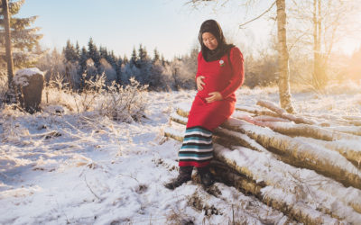 Holiday Gift Ideas for Pregnant Mommas