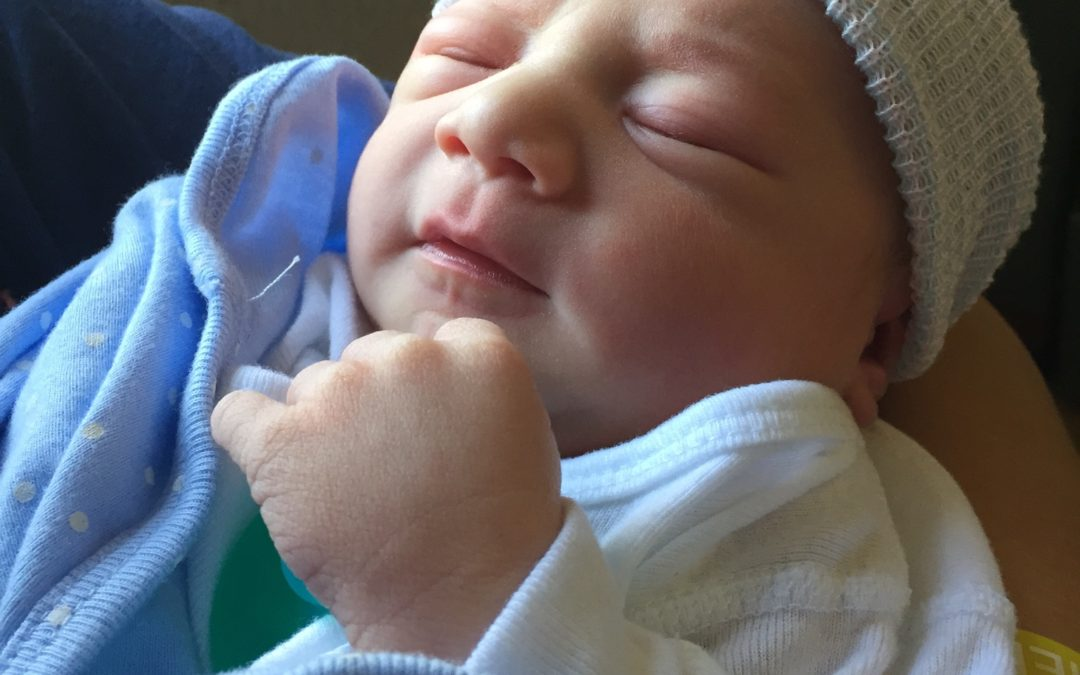 Cole Welton: A Birth Story